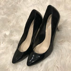 "Franco Sarto Howie Patent Leather Pump 3"" heel"